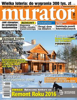 Murator 2/2016